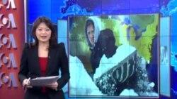 VOA卫视(2014年1月7日 第一小时节目)