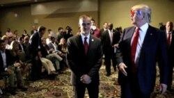 Donald Trump despide a jefe de campaña