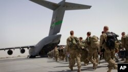 امریکا ویلي چې د سږکال سټمبر یوولسمې پورې به یې ټول قوتونه له افغانستانه ووځي