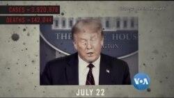 သမၼတ Trump အေရးနိမ့္ေရး ရစ္ပတ္ဗလစ္ကန္တခ်ိဳ႕ ႀကိဳးပမ္း