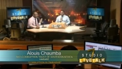 Live Talk - Corruption Devastates Zimbabwe