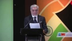 عبدالله عبدالله: تروریزم تلاش های ما را به تعویق می اندازد، اما توقف داده نمیتواند