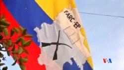 2016-10-14 美國之音視頻新聞: 哥倫比亞延長與反政府武裝的停火
