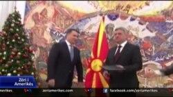 Maqedoni, Thellohet kriza politike