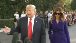 Trump Looks Forward to Asia Trip