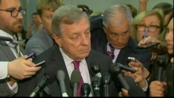 Sen. Durbin: Rosenstein Knew Comey Would Be Fired Before Writing Memo
