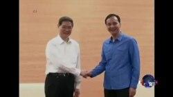 """海峡论谈:国民党群龙无首 朱立伦等""""黄袍加身""""?"""