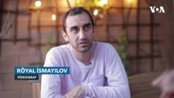 """""""Sadə bir azərbaycanlının Amerikada necə yaşadığını göstərməyə çalışıram"""""""
