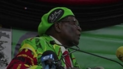 Mugabe Planning to Reshuflle Cabinet Amid Feuding Vice Presidents And Ministers