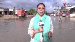 کراچی: بارش سے ڈوبنے والے علاقوں کے مکین کس حال میں ہیں؟