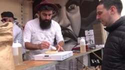 Middle Eastern Food and Block Party a Hit in Washington