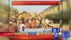 Đụng tàu hỏa ở Pakistan, 21 người chết