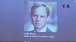Kinh tế gia Pháp đoạt giải Nobel Kinh tế