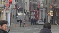 İstanbul'un Kalbinde Canlı Bomba