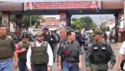 Militarizada la frontera venezolana