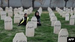 Madzimai echi Kurdish vari mumakuva ehama dzakaurawa nemuchetura munazuva aVaSaddam Hussein