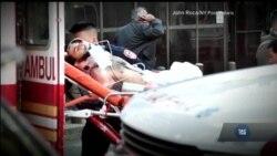 Нью-Йорк Oстаннє: терорист з Узбекистану попросив, аби у палаті вивісили прапор ІДІЛ. Відео