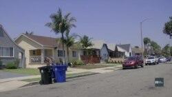 У Лос-Анджелесі благодійники допомагають душевно та фізично хворим безхатченкам знаходити житло. Відео