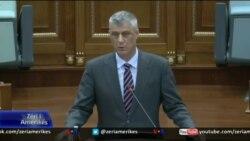Thaçi: Kosova e gatshme për arritjen e marrëveshjes me Serbinë