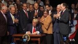 Trump Administration Announces Tightening of Cuba Embargo