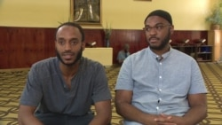 A Portrait of Muslims in America: Muhammad Dumilik and Calvin Spivey