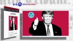VOA60 Elections - Republican Contenders Shift Focus to Nevada Caucus