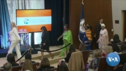 Secretary of State, First Lady Honor 10 Women of Courage Award Winners