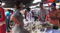 Pilot Project to Boost Nutrition for Cambodian Garment Workers