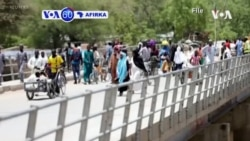 VOA60 AFIRKA: A Najeriya, akalla mutum 30 suka mutu bayan da wani bam ya tashi a wata gada a garin Gamboru da ke jihar Borno.