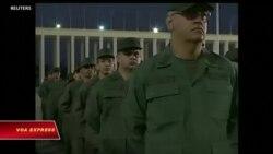 Tổng thống Venezuela chứng tỏ quân đội còn trung thành với ông