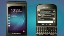 Blackberry İki Yeni Ürünle Rekabete Hazır