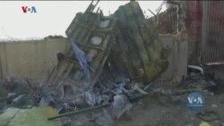 Час-Тайм. Катастрофа літака МАУ – перші оцінки американських авіаційних експертів