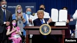 Les présidents américains ont souvent recours aux décrets