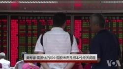 美专家:需担忧的非中国股市而是经济结构