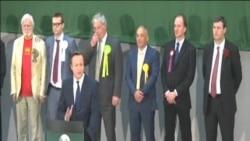 英國保守黨將贏得議會選舉