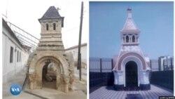 Toshkent: chor Rossiyasini ulug'lovchi yodgorlik atrofidagi bahslar