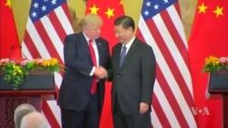Trump Touts Excellent Progress in Beijing During Talks with Xi
