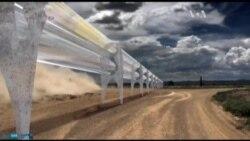 У США обіцяють возити пасажирів зі швидкістю 1200 км на годину. Відео