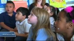 Amerika'da İlkokul Çocukları Arapça Öğreniyor