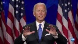 Eleições Americanas: Joe Biden aceita oficialmente nomeação democrata