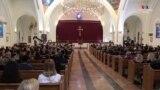 Լոս Անջելեսում Սուրբ Ղեվոնդյանց Մայր տաճարում տեղի է ունեցել անվանի երգիչ Հայկոյի հոգեհանգստի արարողությունը