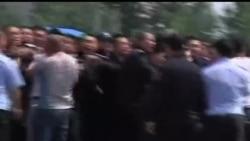 2013-06-05 美國之音視頻新聞: 德惠火災遇難者家屬與警方衝突