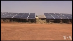 Le Burkina Faso inaugure sa première centrale solaire