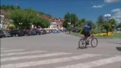 Полиција на велосипеди