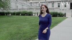 Навчання в Америці: Як українські студентки отримують заочну освіту в приватному університеті. Відео