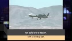 Học từ vựng qua bản tin ngắn: Drones (VOA News Words)