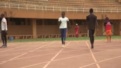 L'athlète nigérienne Amina Seyni se prépare pour les JO de Tokyo malgré la stigmatisation