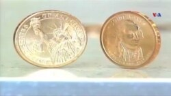 ABŞ-ın dollar sikkələri