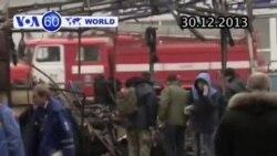 Nga: Đánh bom tự sát làm rung chuyển Volgograd (VOA60)