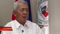 Philippines sẵn sàng chia sẻ Biển Đông